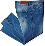 Pepe Jeans Women's Slim Jeans (PL2018086_Blue_34)