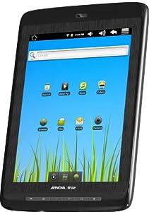 "Archos Arnova 8 G2 Tablette 8"" (20 cm) ARM Cortex A8 Mémoire Flash 8 Go Android 2.3 Gingerbread USB 2.0 Wifi"