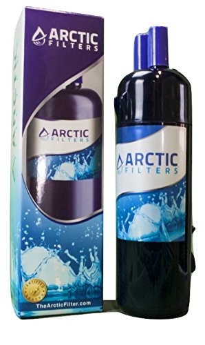 ARCTIC FILTER Water Filter| Compatible Whirlpool EDR1RXD1 W10295370A | Clean Great Tasting | Removes Contaminants | Quality Construction for Long Filtration Life | Up to 6 Months (W10295370 Pur compare prices)