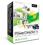 PowerDirector 13 Standard �ʏ��