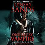 One Lucky Vampire: Argeneau Vampires, Book 19 (       UNABRIDGED) by Lynsay Sands Narrated by Jack Dupont
