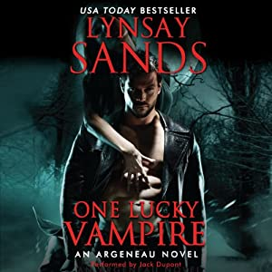 One Lucky Vampire Audiobook