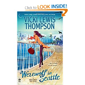 Werewolf in Seattle - Vicki Lewis Thompson