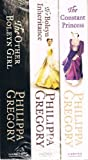 Philippa Gregory Philippa Gregory: 3 book box set: The Boleyn Inheritance, The Other Boleyn Girl and The Constant Princess rrp £23.97