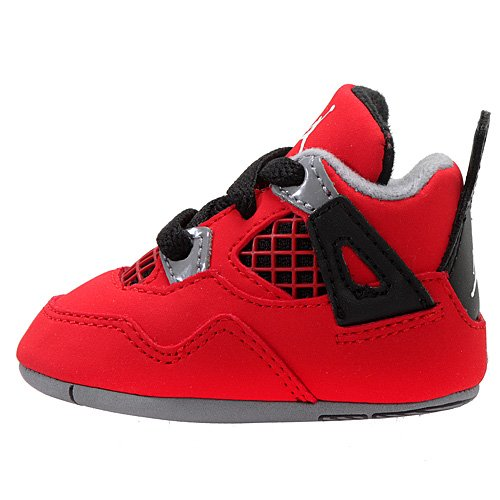 JORDAN CRIB 4 RETRO (GP) CRIB STYLE # 487219-603