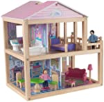 KidKraft 65275 My Pretty Petal Dollhouse