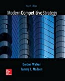 img - for Modern Competitive Strategy book / textbook / text book