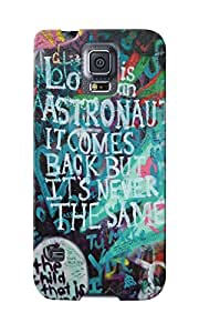 KnapCase Love Graffiti Designer 3D Printed Case Cover For Samsung Galaxy S5