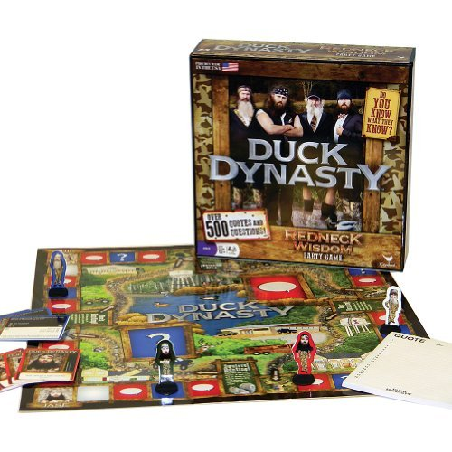 Duck Dynasty Board Game: Popular Television Show Game