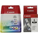 Canon BCI6 Ink Cartridge Multipack Genuine