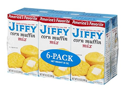 how to make biscuits with jiffy corn muffin mix
