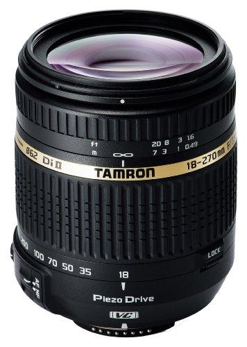 TAMRON 高倍率ズームレンズ 18-270mm F3.5-6.3 DiII VC PZD ニコン用 APS-C専用 B008N