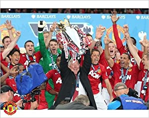 Photographic Print of Manchester United v Swansea City - Premier League