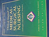 img - for Clinical Manual of Medical-Surgical Nursing, Third Edition 1995 (Concepts & Clinical Practice) book / textbook / text book