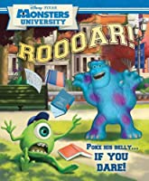 Disney Pixar Monsters University Roooar!