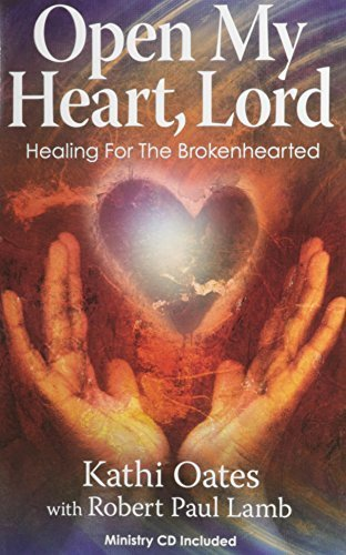 Open My Heart Lord w/Ministry CD by Kathi Oates (2006-09-29)