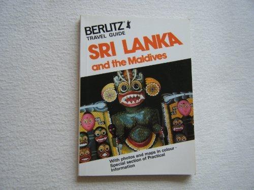 Sri Lanka and the Maldives Travel Guide (Berlitz travel guide)
