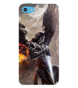 Vizagbeats Operadyse Back Case Cover for Apple iPhone 6 Plus