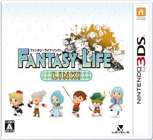【ゲーム 買取】ファンタジーライフ LINK!