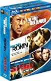 Image de Extreme Action 3-Pack (Live Free or Die Hard / Ronin / The Siege) [Blu-ray]