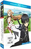 Sword Art Online - Arc 1 (SAO) - Edition Saphir [2 Blu-ray] + Livret [Édition Saphir]