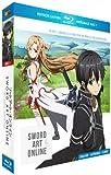 echange, troc Sword Art Online - Arc 1 (SAO) - Edition Saphir [2 Blu-ray] + Livret [Édition Saphir]