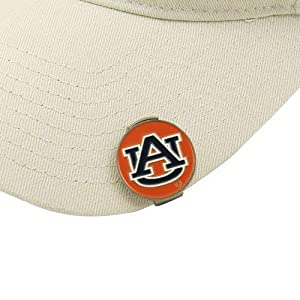 Buy NCAA Auburn Tigers Hat Clip and 2 Golf Ball Markers by Team Effort