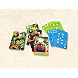 """Amscan Adventurous Toy Story 3 Bulk Playing Cards (1 Piece), Blue/Green, 3 1/8 x 2 1/3"""""""