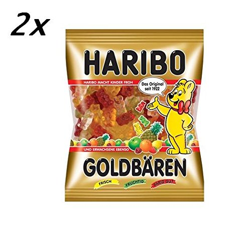 Haribo Goldbären Fruchtgummi 2
