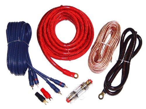 c~qeuence WK10 Kabelset 10mm² für Endstufe