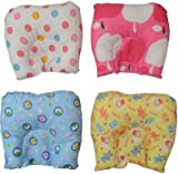 Firststep baby combo of 4 U-shape pillows(multi)