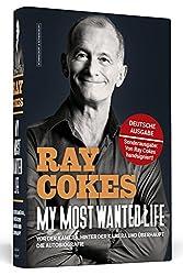 My Most Wanted Life - Die Autobiografie | Von Ray Cokes handsigniert