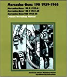 Mercedes Benz 190 1959-1968 Owners Workshop Manual (Autobooks)