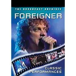 Foreigner Classic Performances