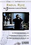 3 Films de Raoul Ruiz (Les Trois couronnes du matelot / L'Hypothèse du tableau volé / La Vocation suspendue) [Coffret 2 DVD]