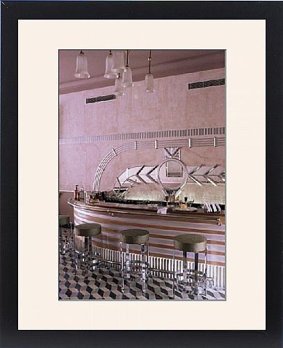 Art Deco Stool front-1069879