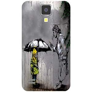 Samsung I9500 Galaxy S4 Back Cover - Rain Designer Cases
