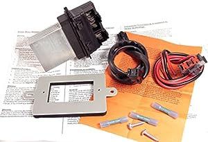 blower motor control module car interior design