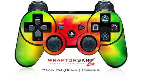 Sony PS3 Controller Skin Tie Dye