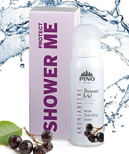 Pinofit Shower Me! Mousse de douche Aroniabeere 75 ml