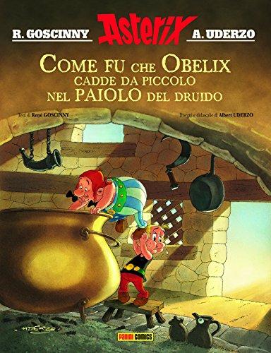 Come fu che Obelix cadde da piccolo nel paiolo del druido PDF