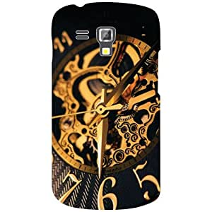 Samsung Galaxy S Duos 7562 - Machinery Matte Finish Phone Cover