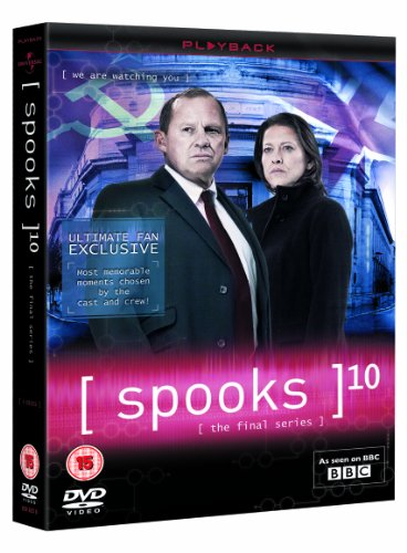Spooks - Series 10 [Import anglais]