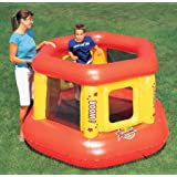 Bestway Blast off Bouncing Bag (Bouncy Castle)by Wilton Bradley