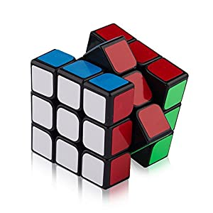 Teenitor® Shengshou Speed Cube Puzzle Magic Cube Set of 3 3x3x3 4x4x4 5x5x5 (Fast Shipping by FBA)