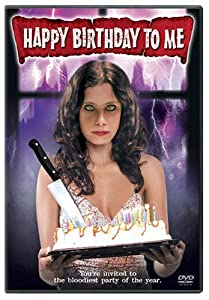 "Cover of ""Happy Birthday to Me"""