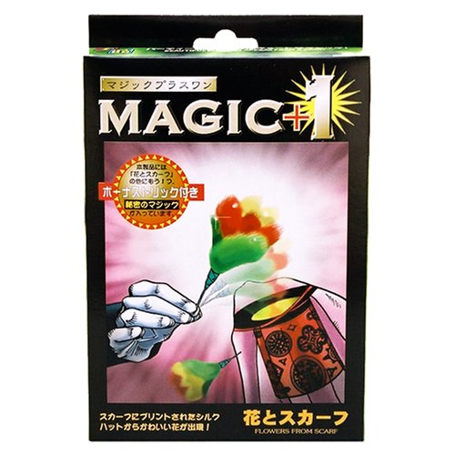 MAGIC+1 花とスカーフ