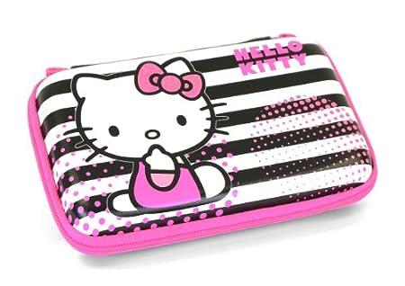Hello Kitty EVA Striped Case (Nintendo 3DS/Dsi/DS Lite)