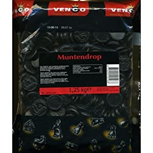 Venco Coin Licorice (Muntendrop) 44 Oz.
