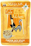 Cats in the Kitchen Pumpkin Jack Splash Cat Food, Pack of 48 (3oz pouches)